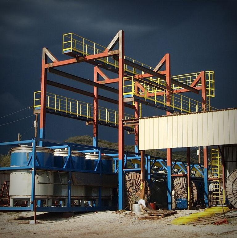 Furnace-Plant-Construction